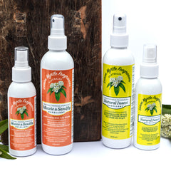 Lemon Myrtle Fragrance's insect repellents are all APVMA approved