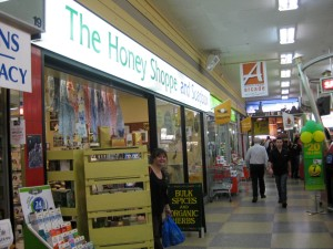 Hop into The Honey Shop in Adelaide Central Market