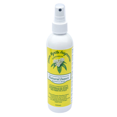 Lemon Myrtle Fragrances Natural Insect Repellent