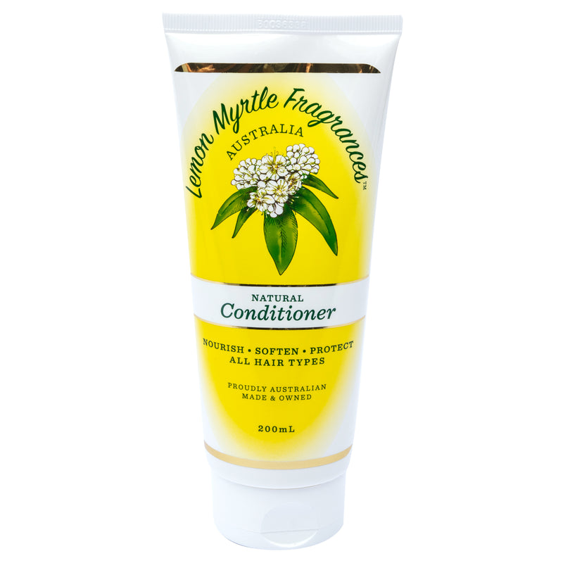 Natural Lemon Myrtle Conditioner - 200mL