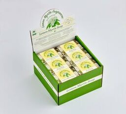 Lemon Myrtle Gift Boxed Soap