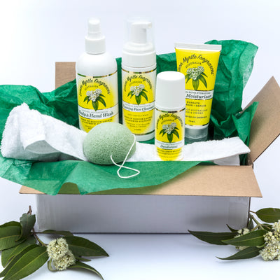 Natural Lemon Myrtle Refresh Collection