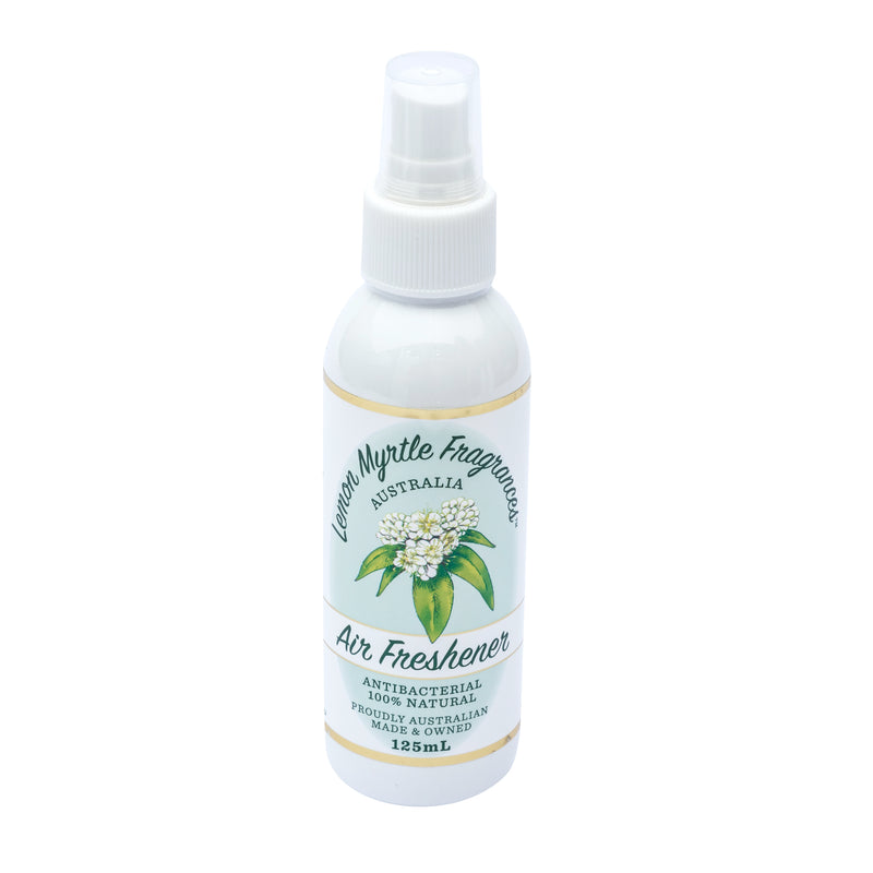Lemon Myrtle Antibacterial Air Freshener - 125mL