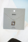 Out Of Love Necklace in Silver
