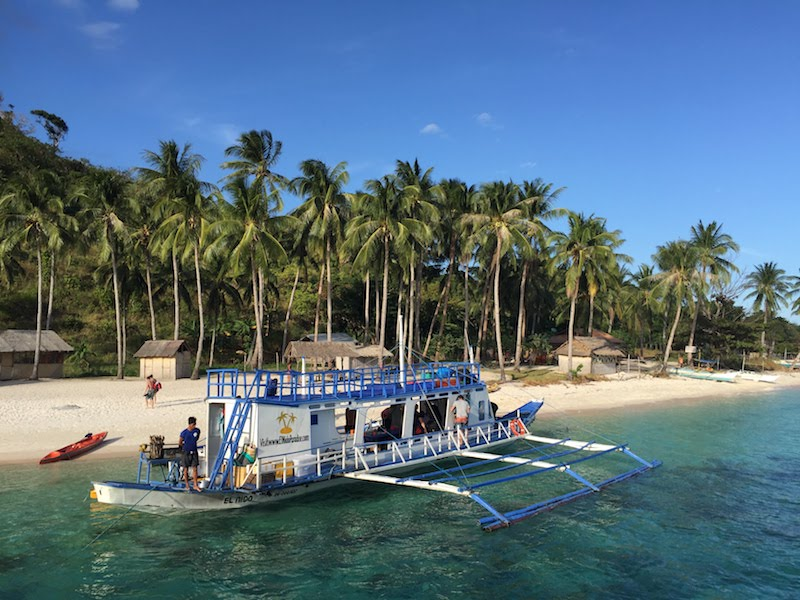 Boat Cruise in Palawan