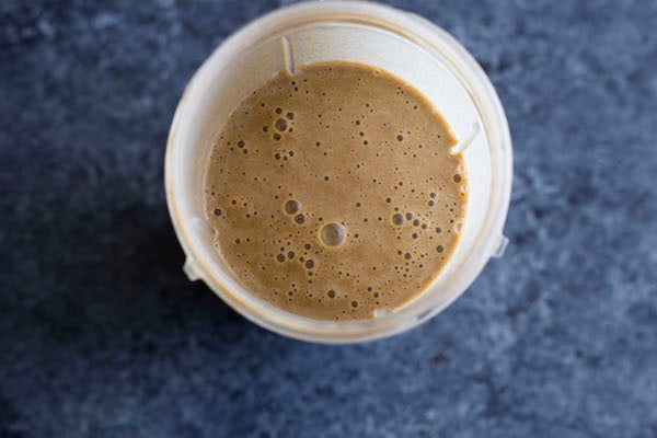 Coffee Pumpkin Protein Shake