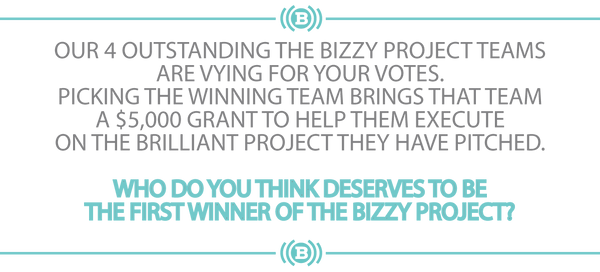 Who Should Win The Bizzy Project?