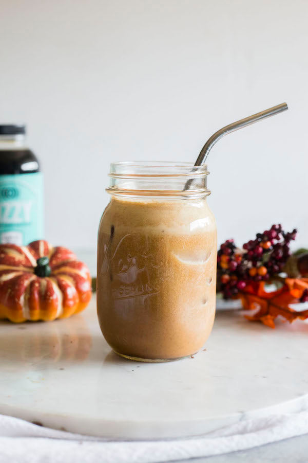 Pumpkin Iced Coffee