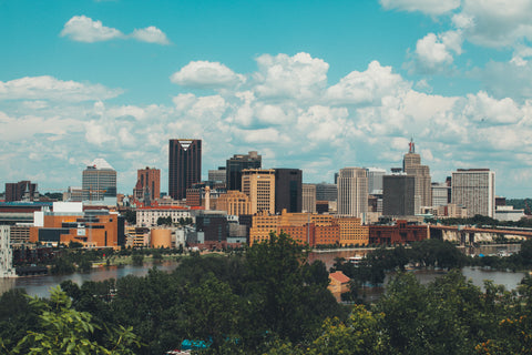 St. Paul's skyline