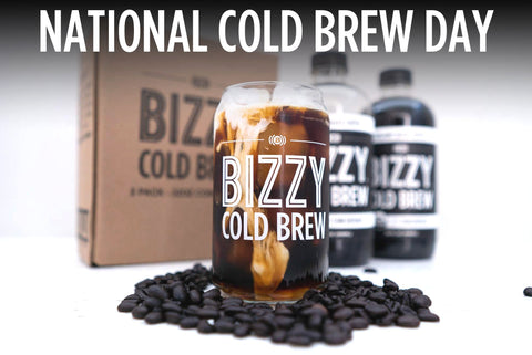 Happy National Cold Brew Day