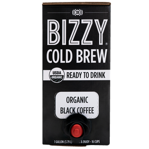 Organic Cold Brew Coffee on Tap - 1 Gallon