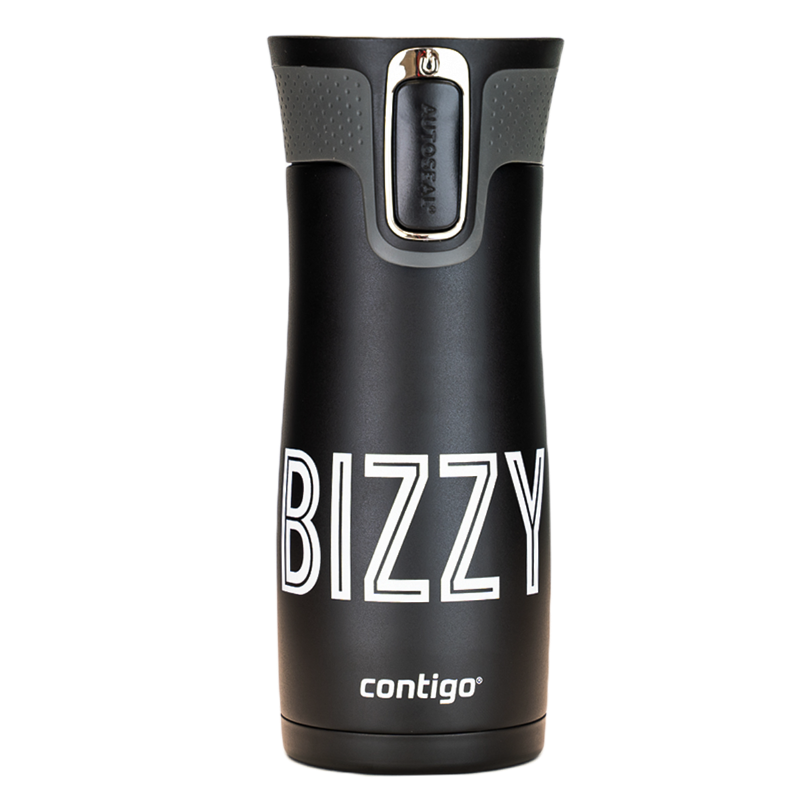 BIZZY 16oz VACUUM INSULATED THERMOS