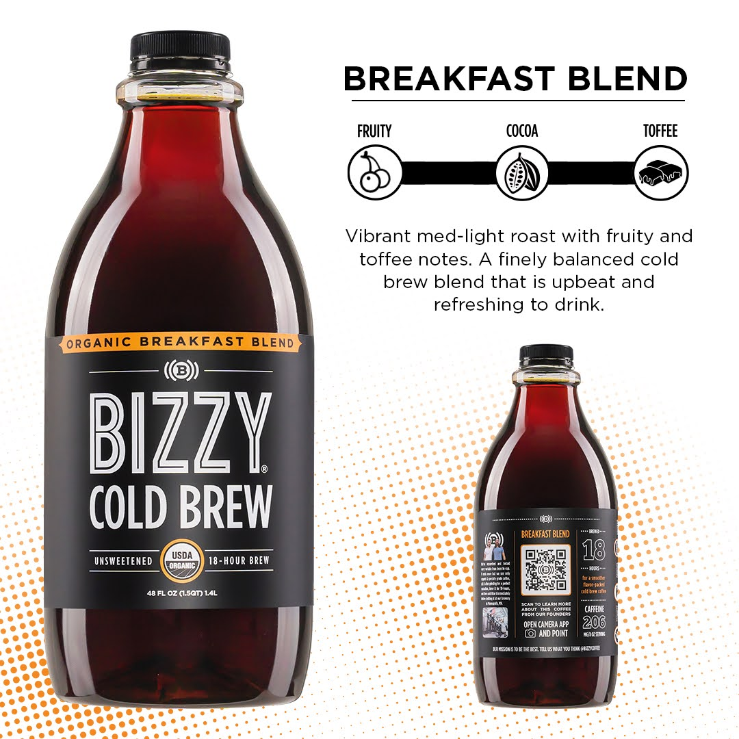 Breakfast Blend | Ready-to-Drink | 48oz