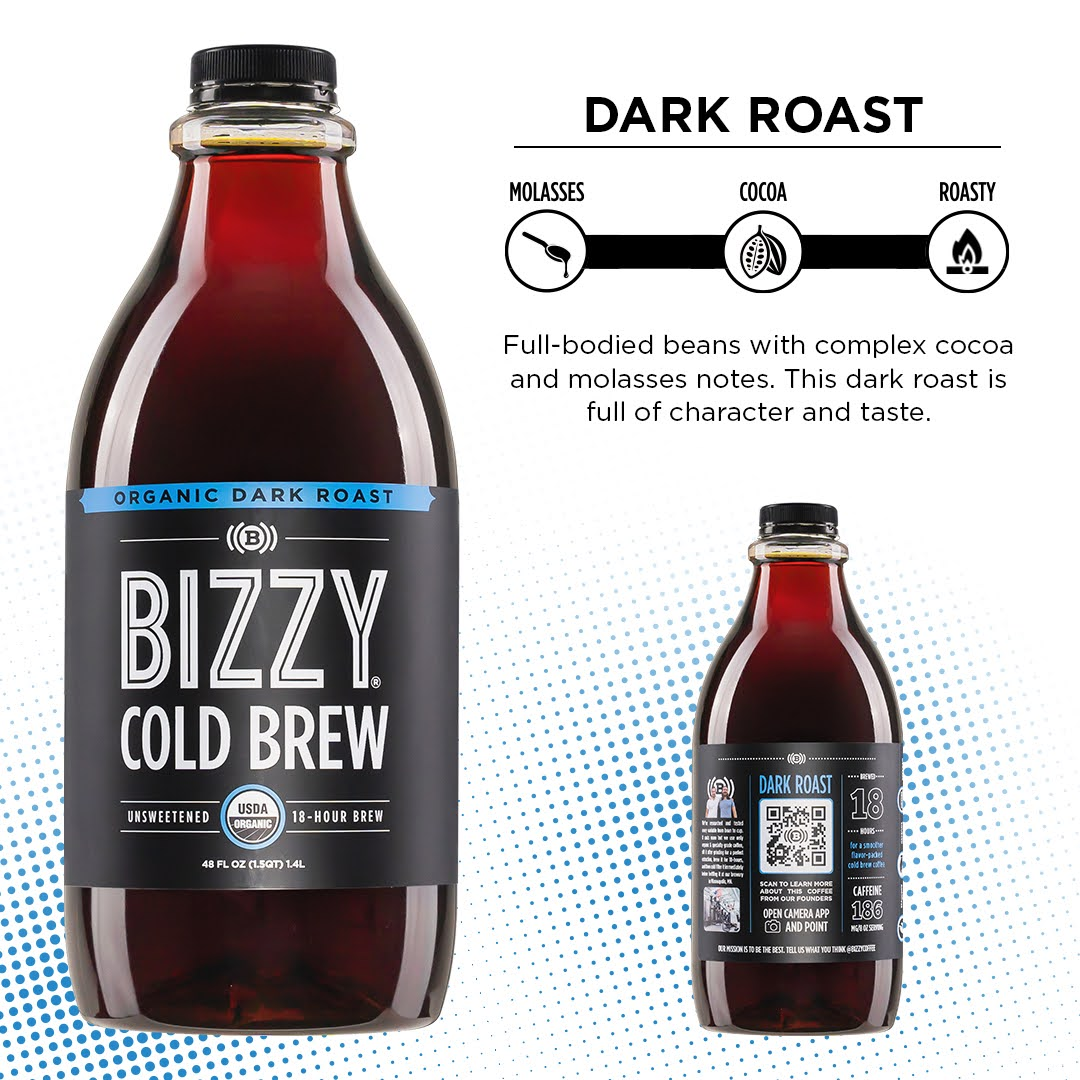 Dark Roast | Ready-to-Drink | 48oz
