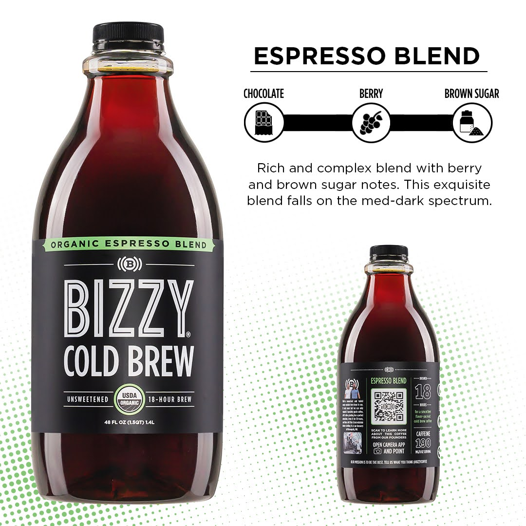Espresso Blend | Ready-to-Drink | 48oz