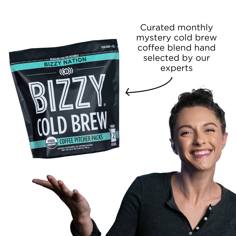Load image into Gallery viewer, Bizzy Nation Blend - 3 Months ($47.49)