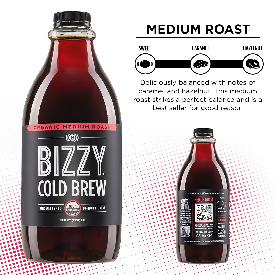 Medium Roast | Ready-to-Drink | 48oz