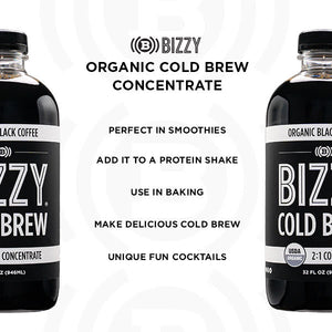 Cold Brew Concentrate - Free Bottle