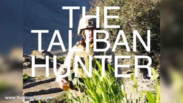 A Brief History of The Taliban Hunter