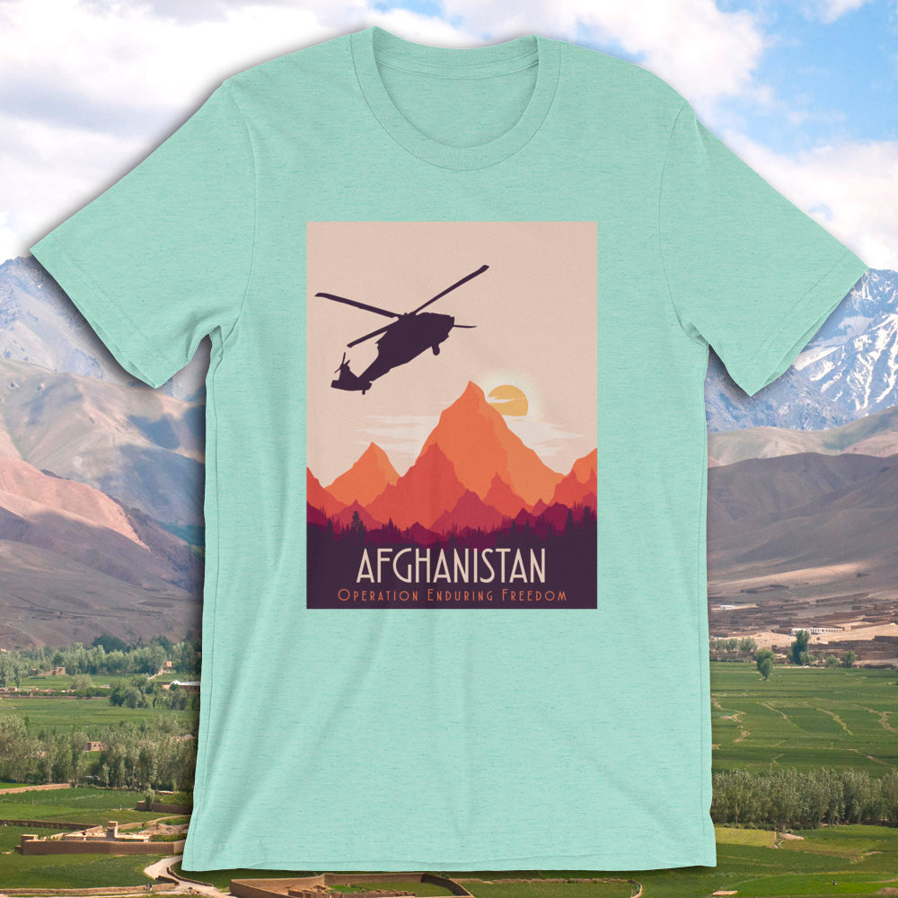 Operation Enduring Freedom Afghanistan T-Shirt