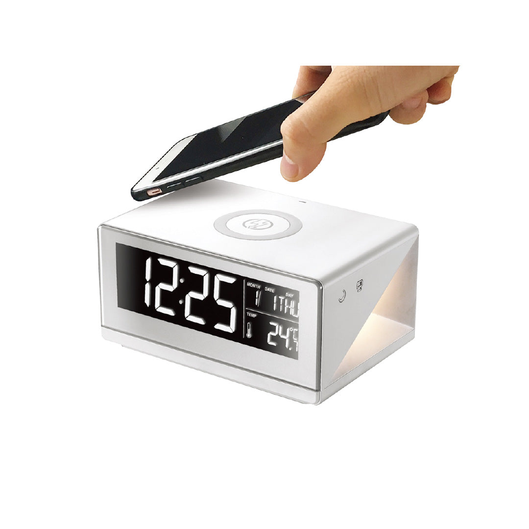 Wireless Alarm Clock