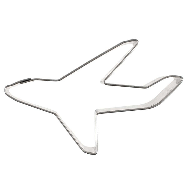 Small Aeroplane Cookie / Biscuit Cutter 7cm