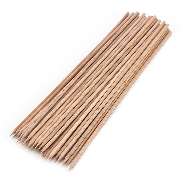 Pack of 50 Beechwood skewers