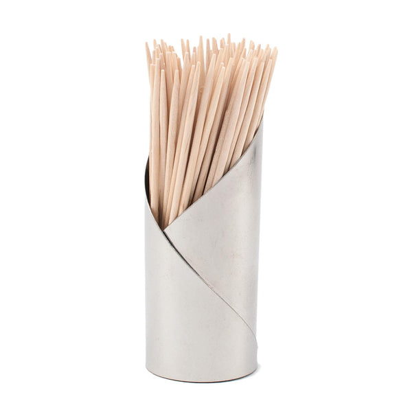 Stainless Steel Wrap Toothpick Holder