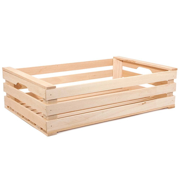 Wooden Produce Crate