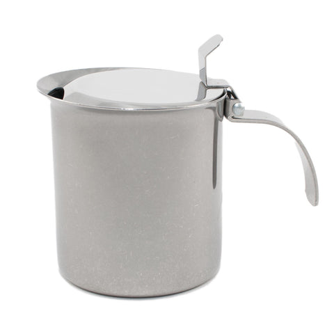 Stainless Steel Italian Coffee Pot