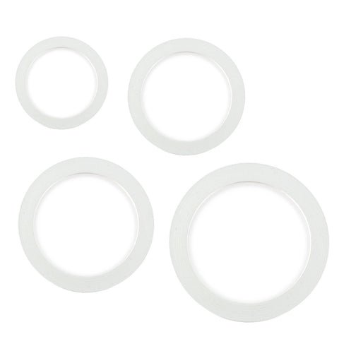 Moka Stove Top Coffee Maker Replacement/Spare Rubber Gasket Seal