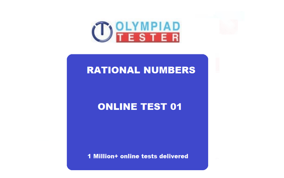 Maths Olympiad Class 7 sample questions Rational Numbers