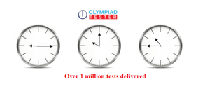 Class 4 Maths Olympiad questions - Time