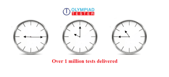 Class 4 Maths Olympiad questions on time