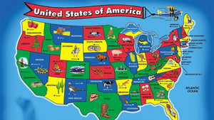 Complete list of U.S States and capitals