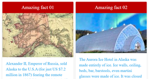 Amazing facts about Alaska