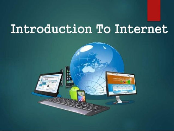 Olympiadtester - Cyber Olympiad Class 4 Sample paper on Introduction to internet