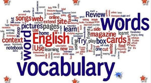 Free Online English Vocabulary Guide - Special Words
