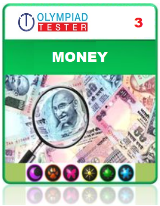 Class 3 Maths Money questions - 10 Online tests - Olympiadtester