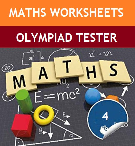 Class 4 Maths Olympiad Sample Papers