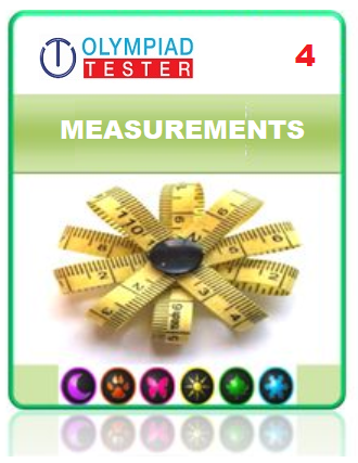 GOTAK & OCS Certification - Class 4 Maths Measurements - Olympiadtester