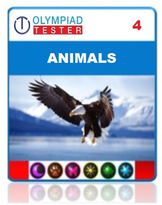 GOTAK & OCS Certification - Class 4 Science Animals - Olympiadtester