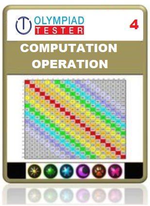 GOTAK & OCS Certification - Class 4 Maths Computation - Olympiadtester