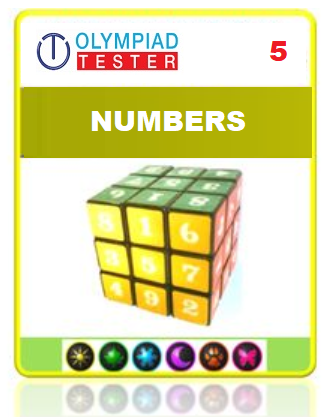 Class 5 Maths Numbers questions - 12 Online tests - Olympiadtester