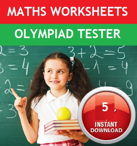 Class 5 Maths Olympiad Sample Papers