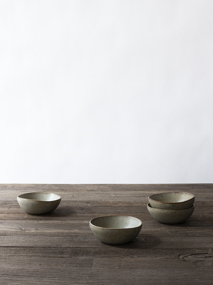 Tarala Ceramic Sauce Dish - rikumo japan made