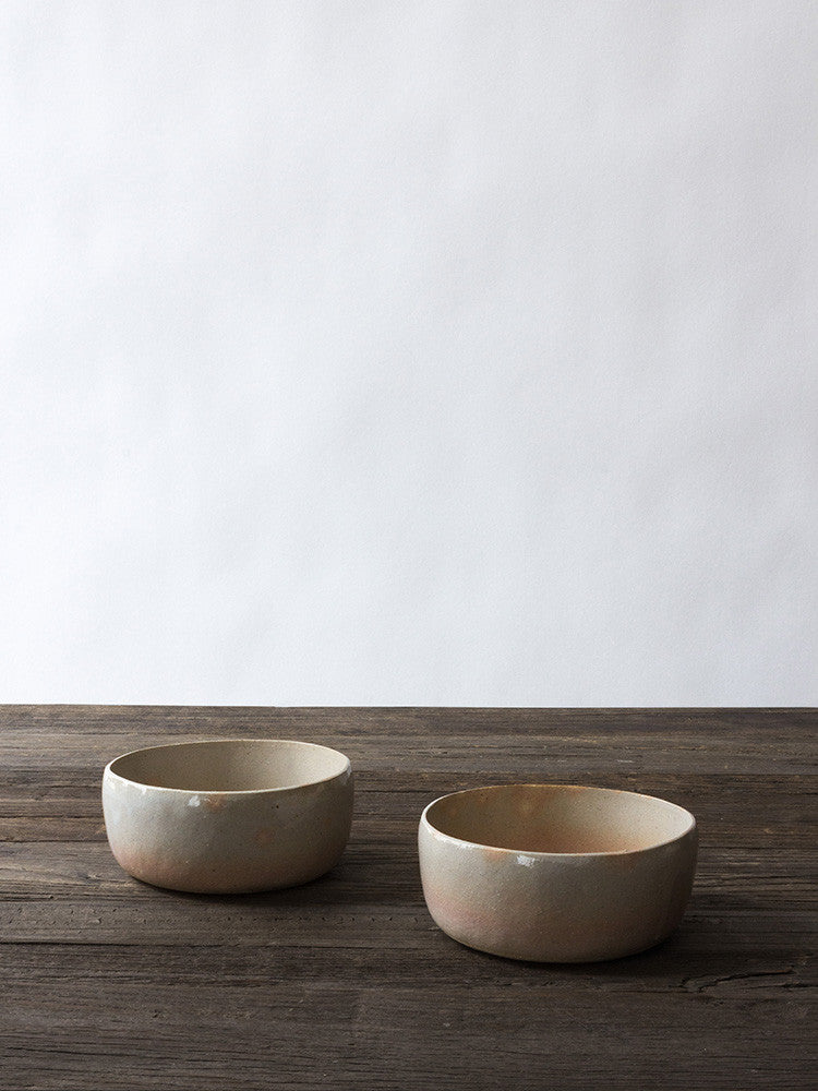 Tarala Ceramic Bowl - Medium - rikumo japan made