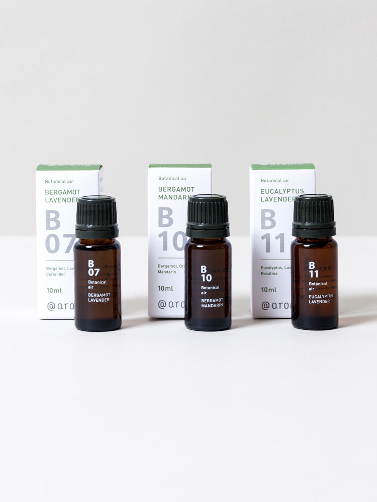 Botanical Air Essential Oils