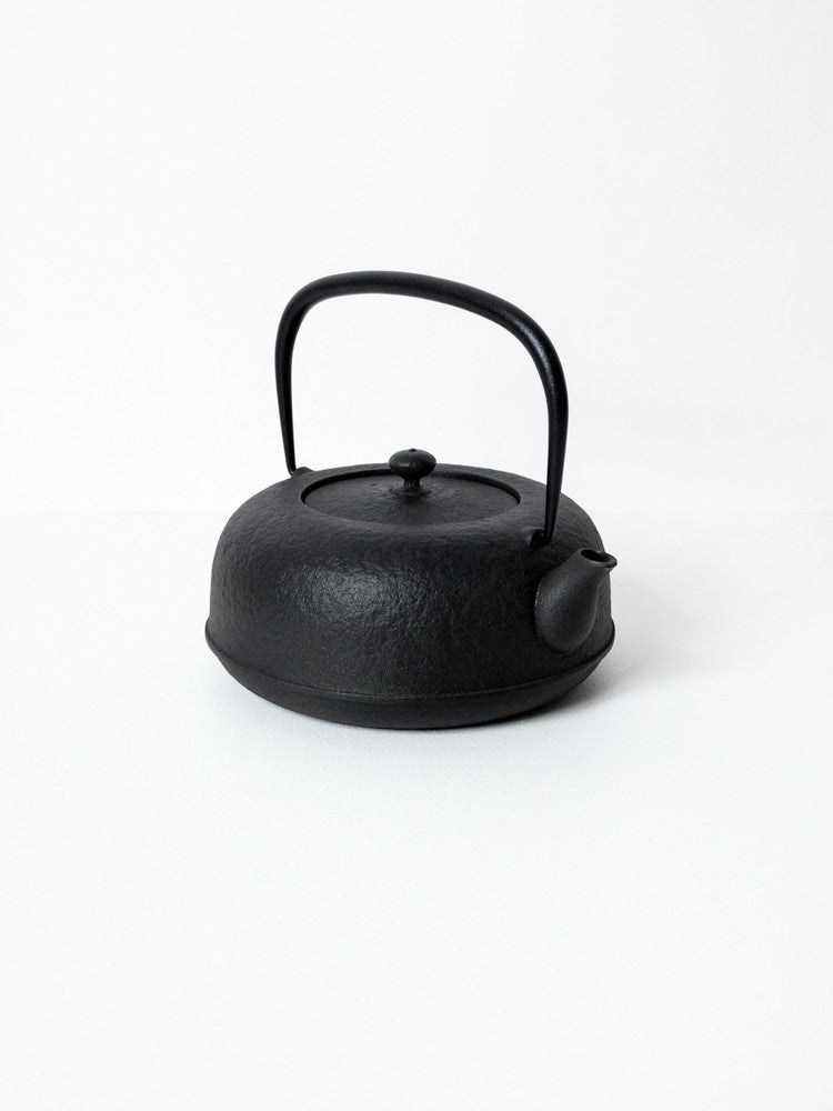 Azmaya Tetsubin Cast Iron Tea Kettle