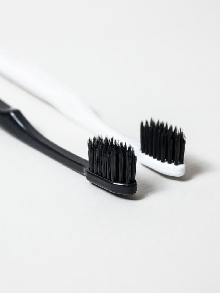 Morihata Binchotan Charcoal Toothbrush - Soft Bristle